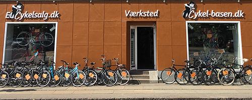 cykel-basen bike rental